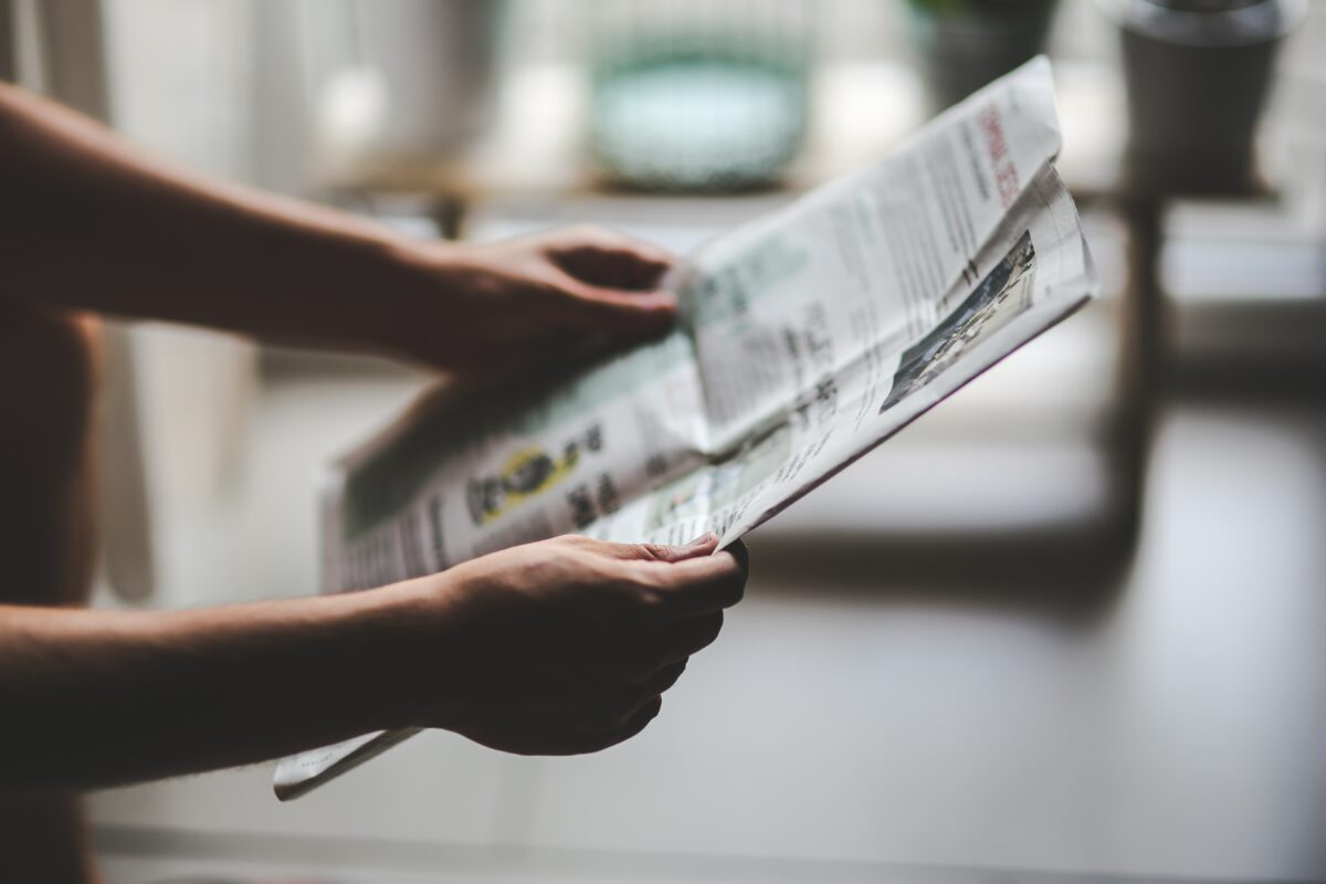 La revue de presse 2019